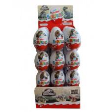 Kinder Surprise Egg - Jurassic World Limited Edition