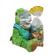 Face Mask T-rex