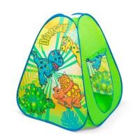 Dinosaur Green Pop-Up Play House