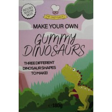 Make Your Own - Gummy Dinosaurs