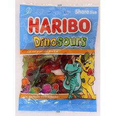 Haribo Dinosours Gummy Sweets 175g