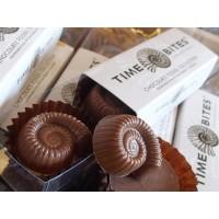 Hazelnut Chocolate Ammonites
