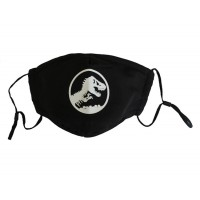 Jurassic Park Reuseable Face Cover - Adult
