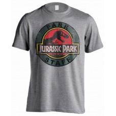 Jurassic Park STAFF T shirt