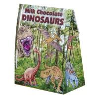 Milk Chocolate Dinosaur Shapes 100g