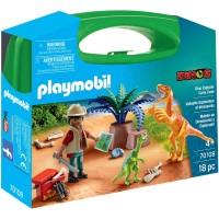 Playmobil Explorer Carry Case 70108