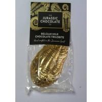 Belgian Milk Chocolate Trilobite