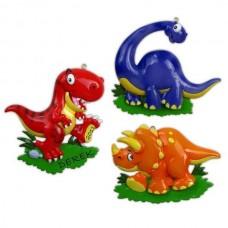 Personalised Dinosaur Hanging Decoration