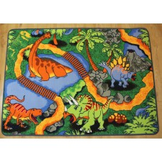 Dinosaur Playmat Floor Rug