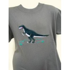 Khaki T-Rex T-Shirt