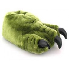 Dinosaur Claw Slippers - ADULT SIZED