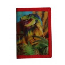 Dinosaur 3D Wallet