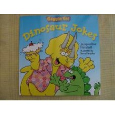 Dinosaur Jokes - Jacqueline Horsfall
