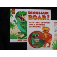 Dinosaur ROAR! Audio CD