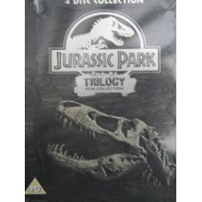 Jurassic Park Trilogy - 4 DVD Set
