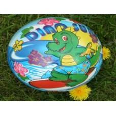 Blue Dinosaur Ball 20cm