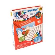 Dinosaur Colour and Go