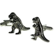 Dinosaur Cufflinks - T-rex