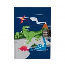 Dinosaur Lockable Diary/Journal A5