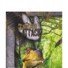 Dinosaur Attack Paper Napkins