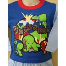 Dinosaurs Toddler Pyjamas
