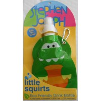 Dinosaur Eco Reuseable Drinking Pouch