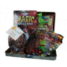 Dinosaur Dig Gift Tin
