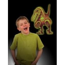 Glow 3D™  Velociraptor