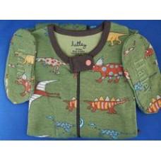 Hatley Dinosaur All-in-One Sleepsuit