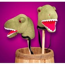 Dinosaur Hobby Horse