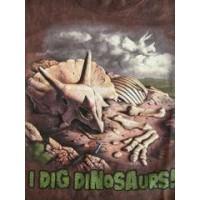 'I DIG DINOSAURS' T-shirt
