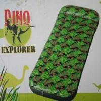 Dino Explorer Inflatable Mattress