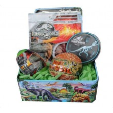 Jurassic World Sweet Gift Tin