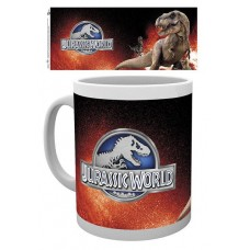 Jurassic World T-rex Mug RED