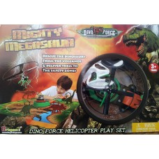Dinosaur Helicopter Rescue Toy