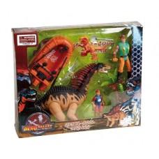 Dinosaur Dinghy Playset
