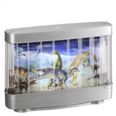 Moving Scene Dinosaur Lamp