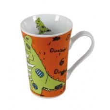 Tea-rex Dinosaur Porcelain Mug