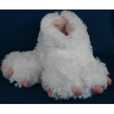 Pink Dinosaur Claw Slippers