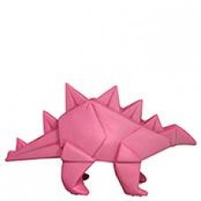 Pink Stegosaurus Origami LED Mini Light
