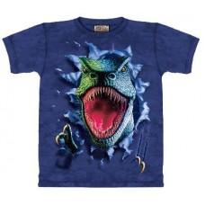 Rippin' T-rex Dinosaur T-Shirt