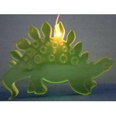 Stegosaurus LED Hanging Light