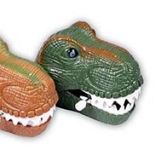 Chattering T-Rex Head