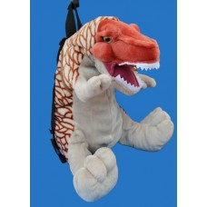 Cuddly T-rex Backpack