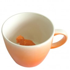Dinosaur T-rex Cup - Orange