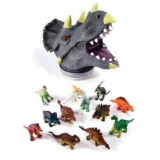 Dinosaur Head Carry Case