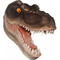 T-rex Wall Mounted Trophy Head 27cm