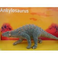 Ankylosaurus - NHM Collection