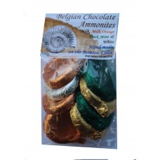 Chocolate Ammonite Selection Pack