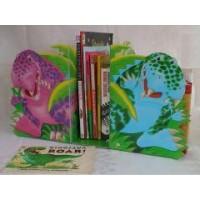 Dinosaur Roar! Book Ends